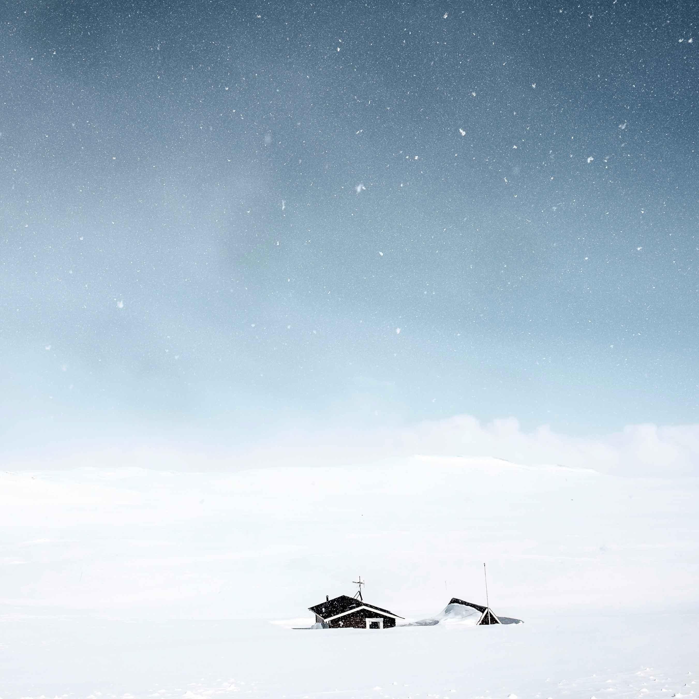 Finlande - paysage d´hiver