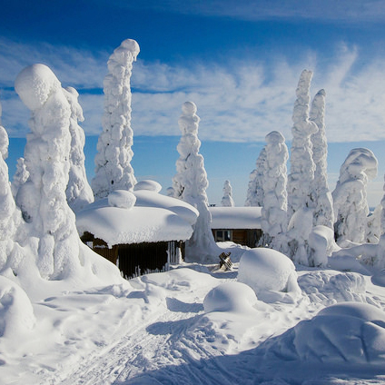 Rovaniemi laponie finlandaise